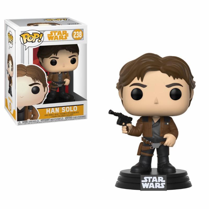 4b2bedfbf81 Φιγούρα Vinyl Han Solo (Star Wars: Solo) – Funko #26974 | ToysForKids e-shop