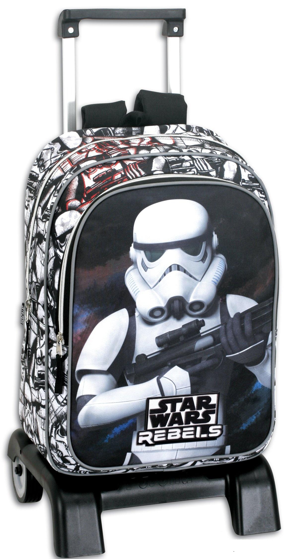 d08c7d4cde Τσάντα τρόλλευ Star Wars Trooper 42 32 14cm