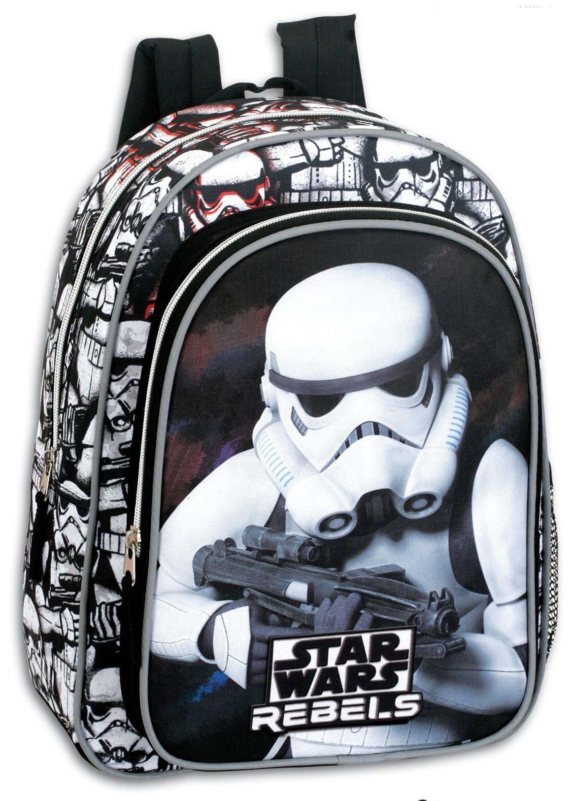 c0950ec7b6c Τσάντα με πλαινή θήκη Trooper Star Wars | ToysForKids e-shop
