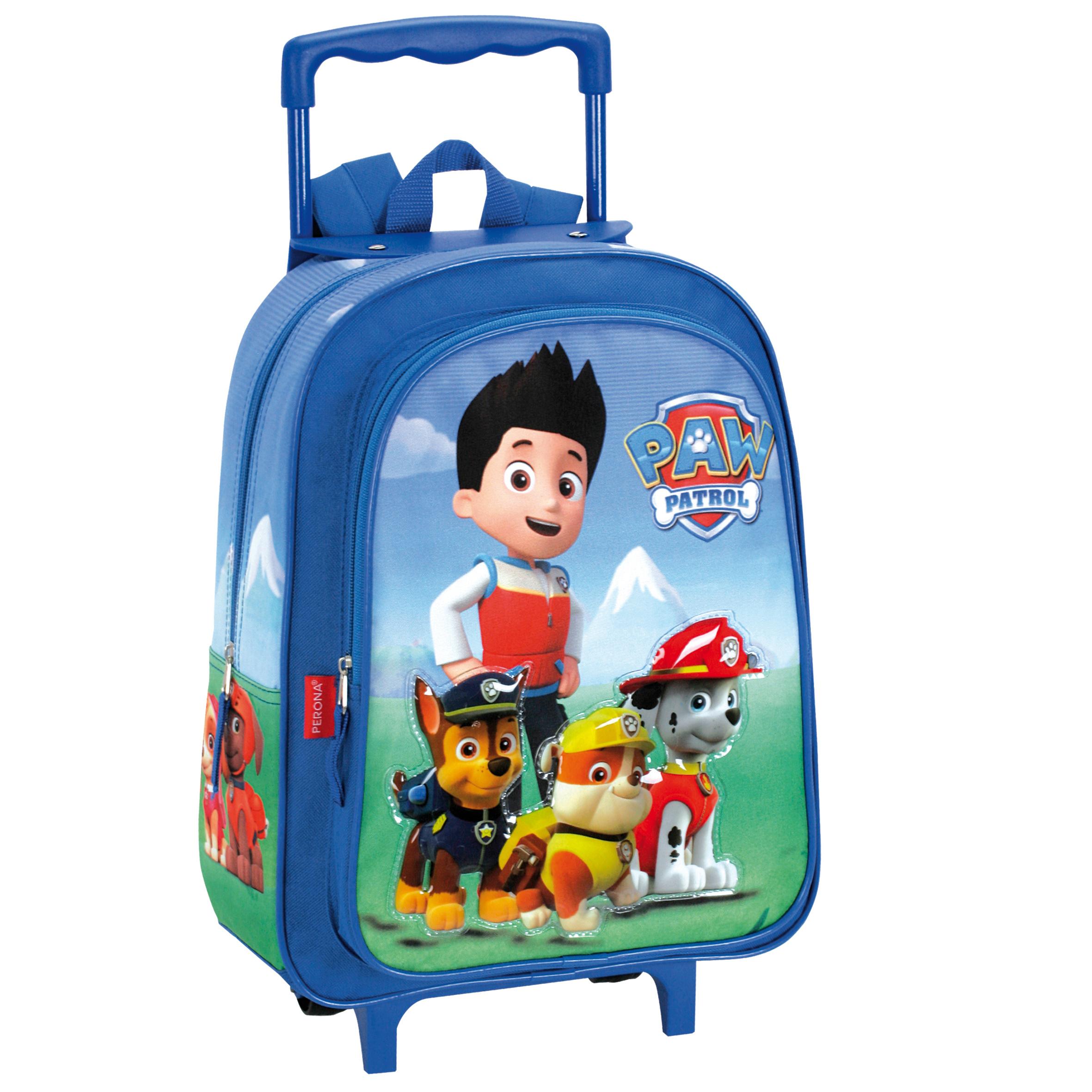 67f2c9874bc Τσάντα τρόλλευ Paw Patrol   ToysForKids e-shop