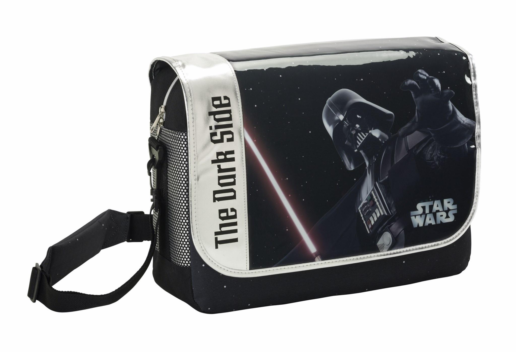 412ab5216a Τσάντα ταχυδρόμου 38cm Star Wars