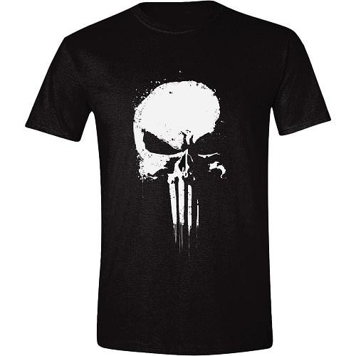 T-Shirt The Punisher-Series Skull (Marvel)  TIM00002-S  92b7addcb37
