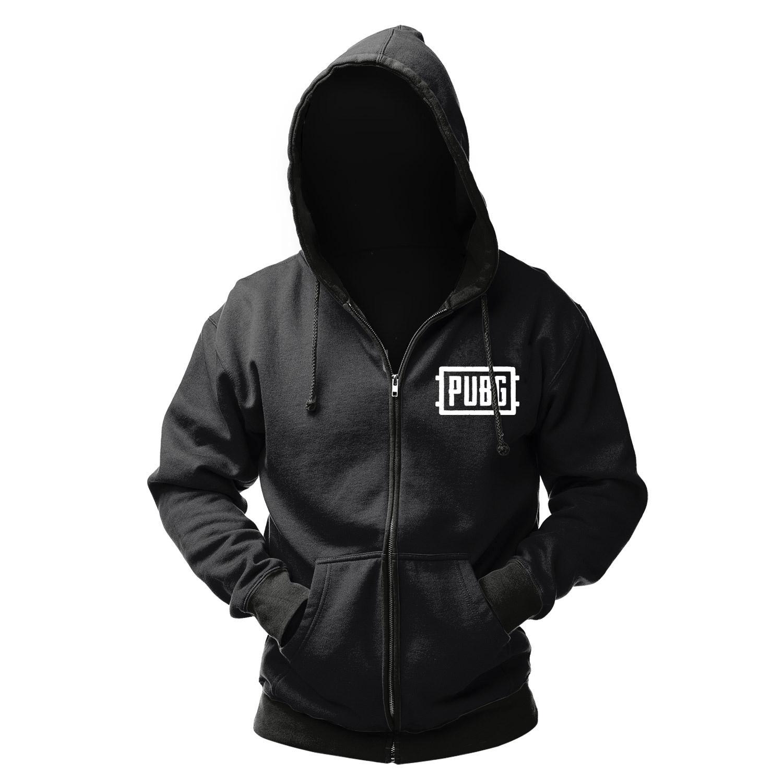 3f006193337a Ζακέτα PUBG logo μαύρο size L