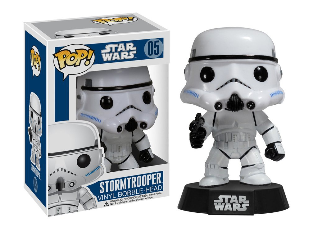 3654d989c01 POP Φιγούρα Stormtrooper Star Wars | ToysForKids e-shop