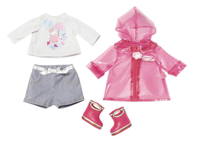 Σετ ρούχων προστασίας από τη βροχή Baby Annabell - Zapf  700808 ... f4eb9cb475e