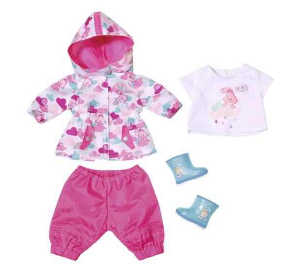 57228eb483d Σετ ρούχων Baby born χαρά στη βροχή - Zapf #823781   ToysForKids e-shop