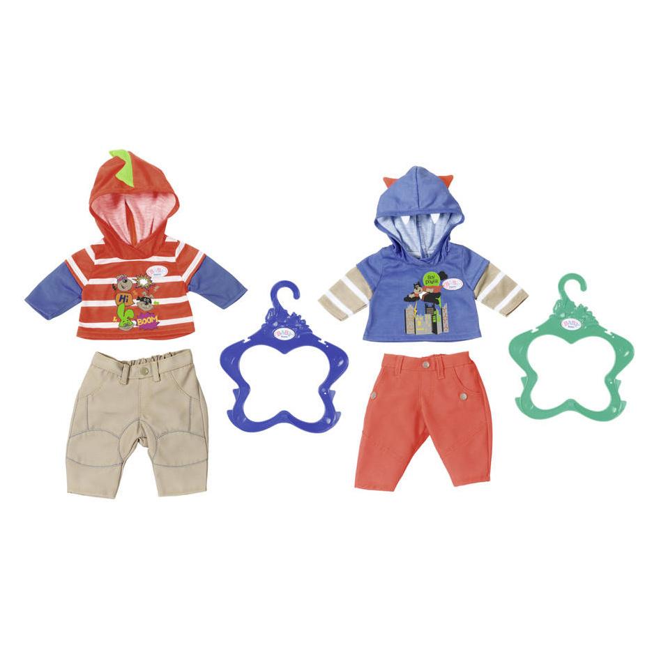Σετ ρούχων Baby born συλλογή αγοριού (2 σχέδια) - Zapf  824535 ... 0958487c967
