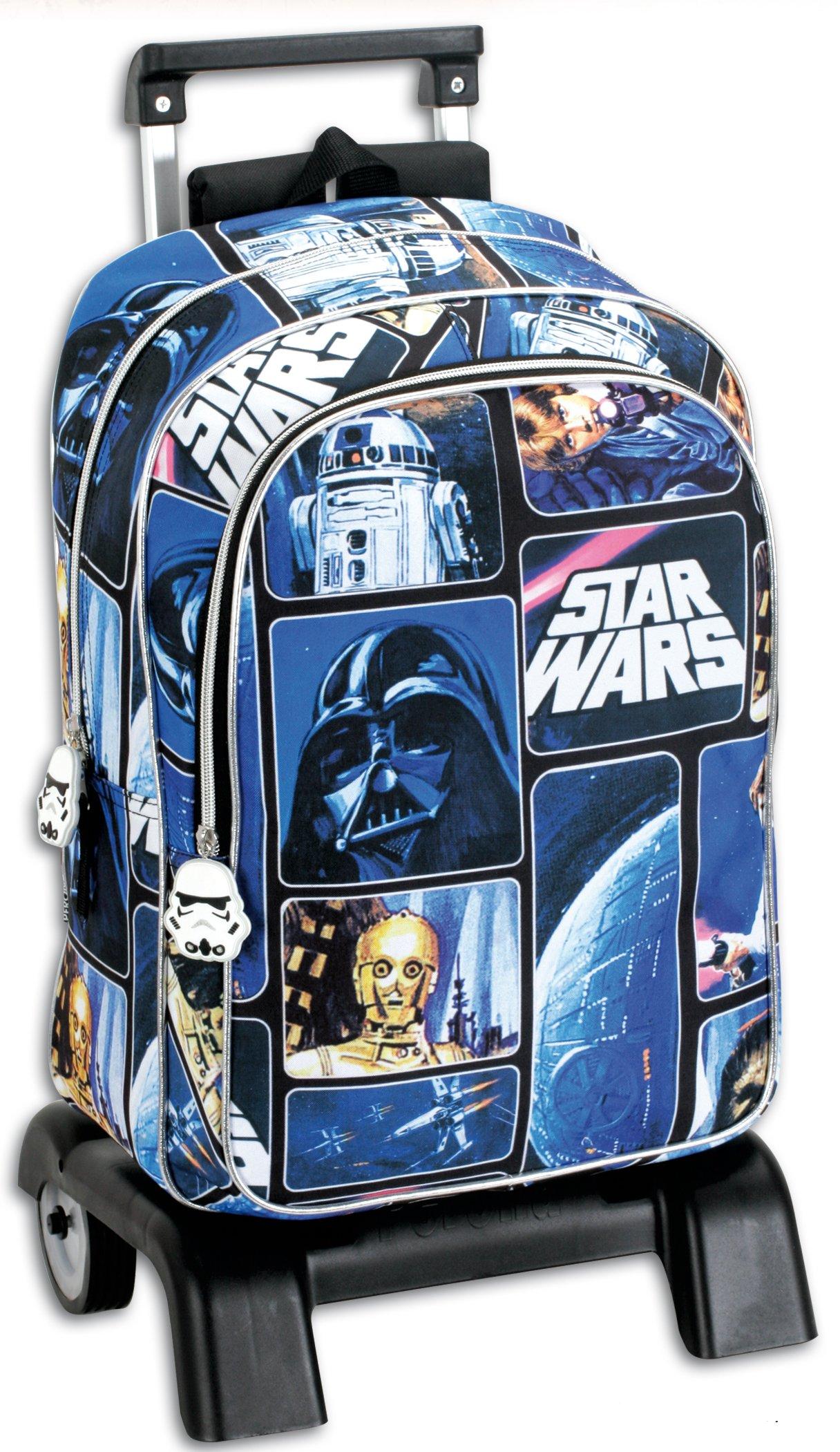 8753d21b7f Τσάντα τρόλλευ Star Wars 42 32 14cm