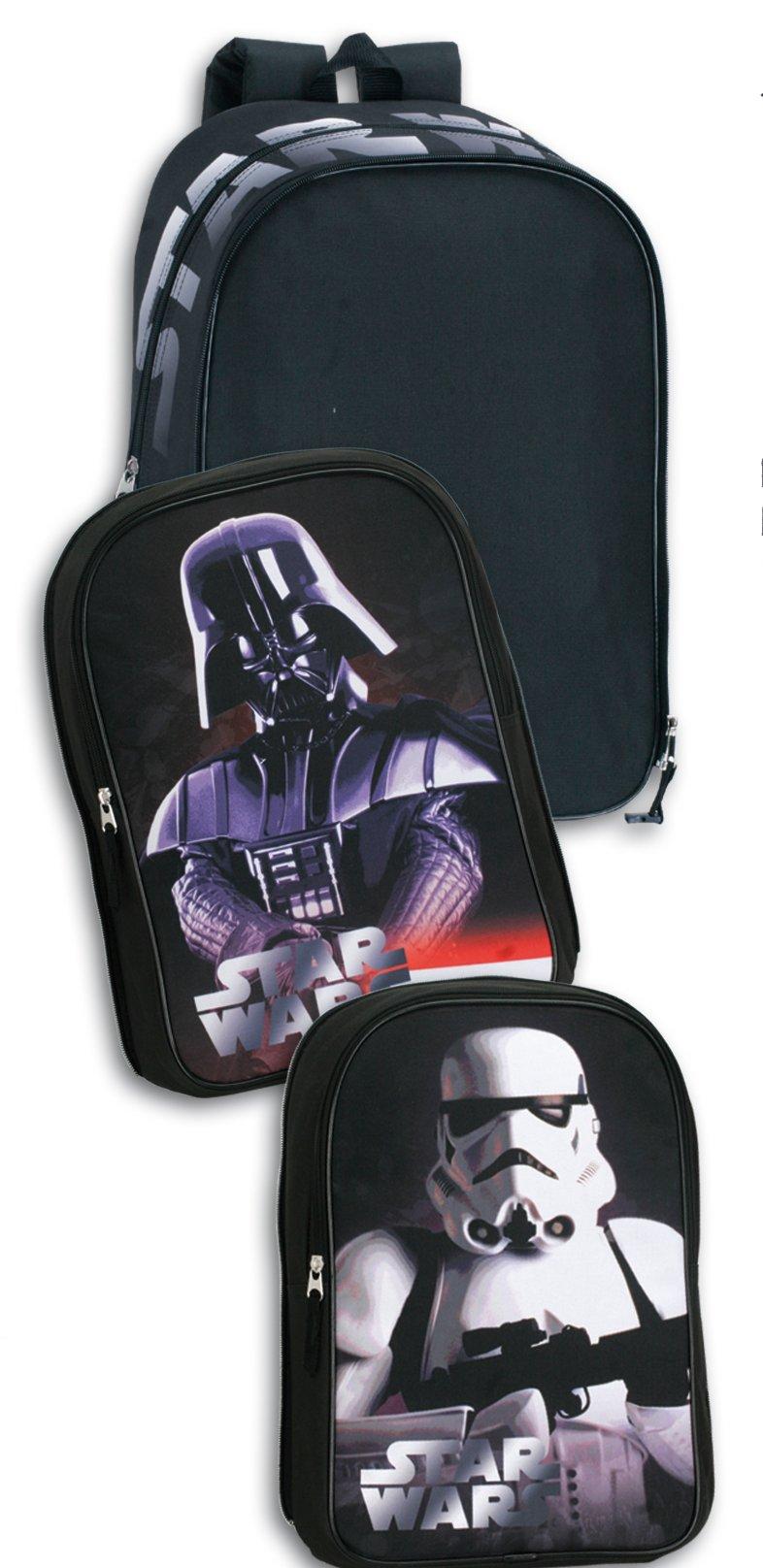 4e0ef91d7cb Τσάντα με αλλαγή μπροστινή θήκη Star Wars | ToysForKids e-shop