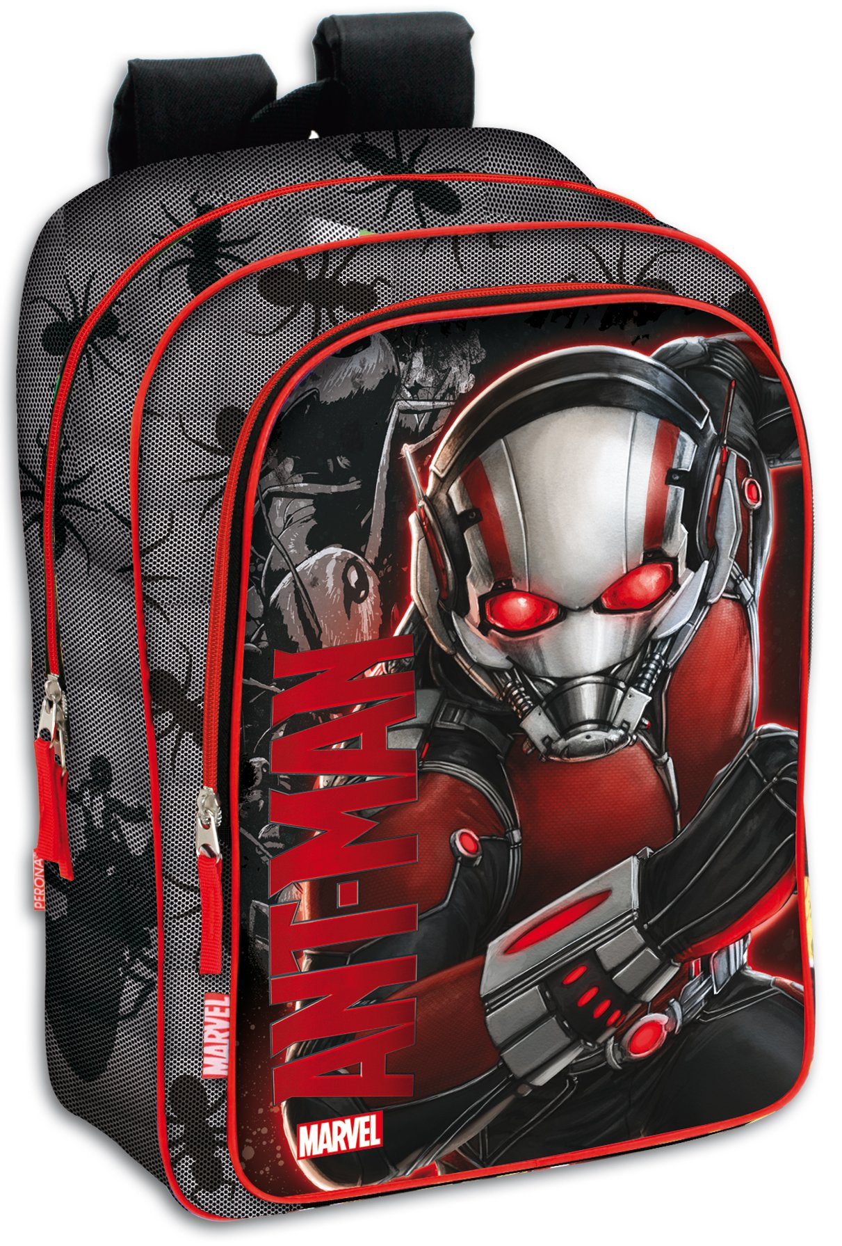 e7da062183f Τσάντα με μπροστινή θήκη Αnt-Man Avengers μεγάλη | ToysForKids e-shop
