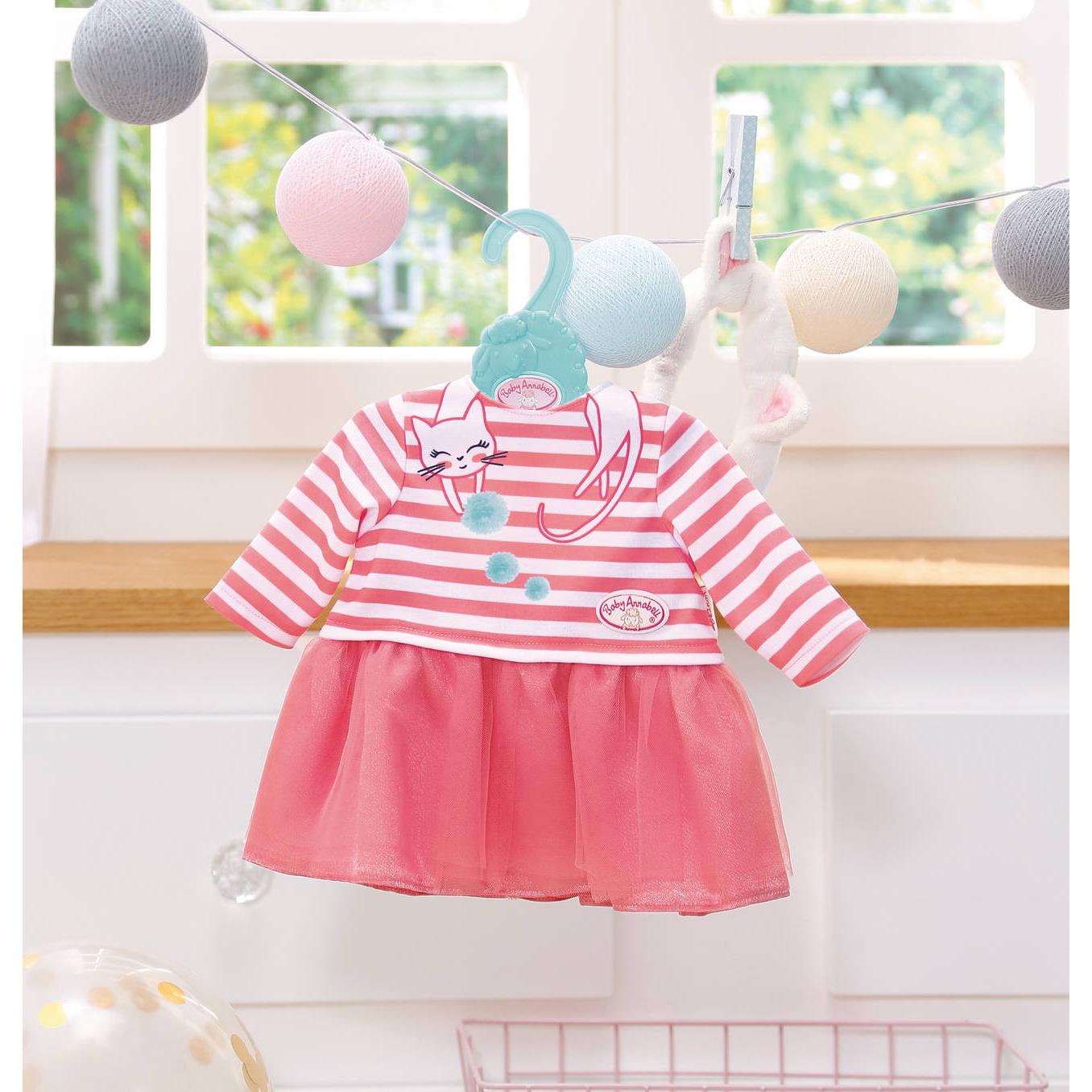Σετ ρούχων Baby Annabell ξεχωριστή μέρα - Zapf  701454  eeefe72b584