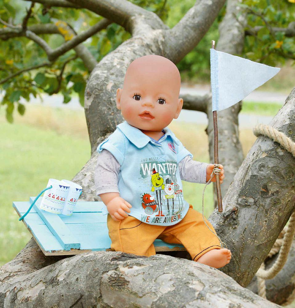 Σετ ρούχων για αγόρι Baby Born Boys Collection  46e327665ef