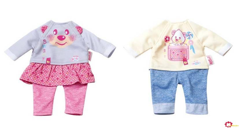 Σετ Ρούχα My Little Baby Born Clothing 29 εκ.  b84989c7f41