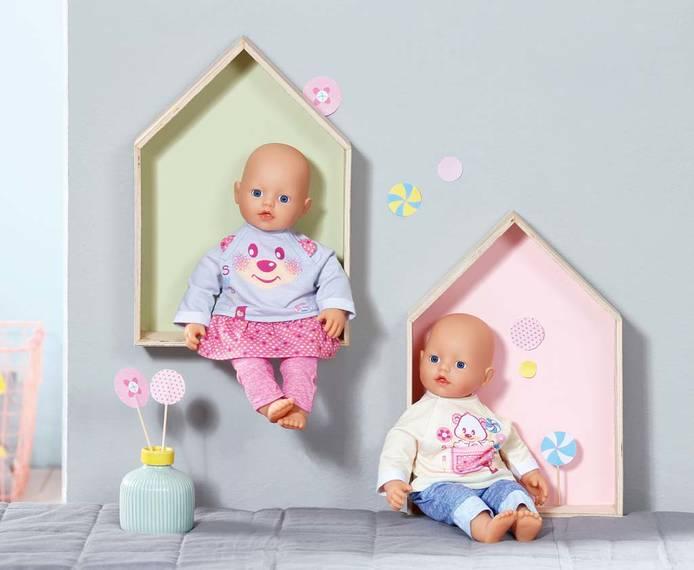 2b0e480368a Σετ Ρούχα My Little Baby Born Clothing 29 εκ.   ToysForKids e-shop
