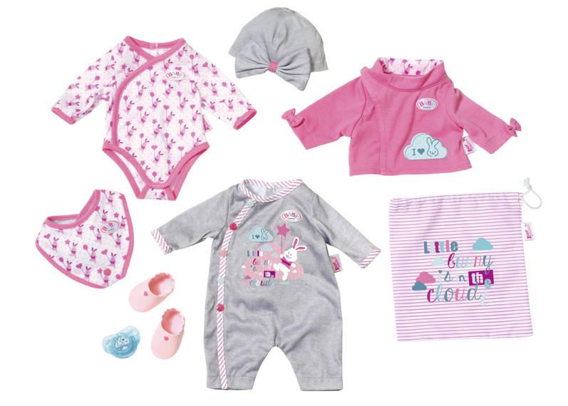 Σετ ρούχων Baby born φροντίδας - Zapf  823538  4f29d378f69